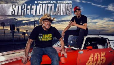 The FarmBird by FarmTruck and AZN from Street Outlaws Cover