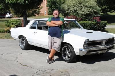 Brian Huffines 65 GTO Cover