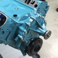 Butler Performance - Butler Custom Pontiac Blue Engine Paint for 1971, 72, Early 73 BPI-DAR-032516 - Image 2