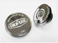 Cooling System Components - Radiators - Cold Case - Cold Case Billet Radiator Cap Cover, with Stock Cap CCR-RC100