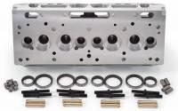 Edelbrock - Edelbrock Pontiac PORTED 12.6 Degree Valve Angle Victor Bare Pro Port Cylinder Heads *w/Pushrod Holes*, 375cfm (Pair)  EDL-77839-375-2 - Image 4