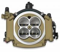 Holley - Holley Sniper EFI Self-Tuning kit + handheld EFI monitor- Classic GoldFinish HLY-550-516 - Image 2