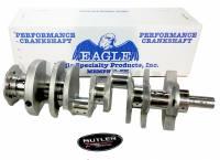 "Eagle Specialty - New Eagle Cast Crankshaft, 3.75"" Stroke, 3.00"" main, 326-400 Block, 2.250"" Pontiac RJ"