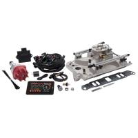 EFI Systems & Components - Edelbrock EFI Systems - Edelbrock - Pro-Flo 4 EFI Kit for Pontiac 326-455 C.I.D. Engines up to 550HP, with Tablet EDL-35970