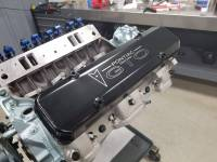 "Butler Performance - Butler Performance ""GTO"" Custom Laser Etched Black Fab Aluminum Valve Covers (Set) BFA-VC-CUSTOM-GTO - Image 2"