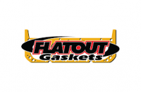 "Flatout - Pontiac 400/455CI Ram Air 4 ""HO & SD"" '68-'74 RCC Copper Header Gaskets Round Port 1.90"" Set/2"