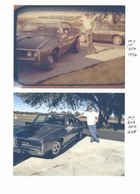 Dick Smart's 68 GTO Cover