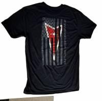 Apparel, Decals, Books, Gift Cards - Shirts/Hoodies - Butler Performance - Butler American Pontiac T-Shirt, Small-4XLBPI-TS-BP1609