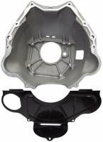 American Powertrain - SST Heavy Cast Pontiac Bellhousing with Inspection Cover SST-BH-PONT