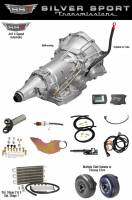 Transmissions - Tremec Transmission Kits by SST - SST - SST A41 4-Speed Automatic PerfectFit™ Kit for Pontiac