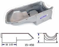 Canton Racing Products - Canton Shallow Road Race Oil Pan CAN-15-450 - Image 5