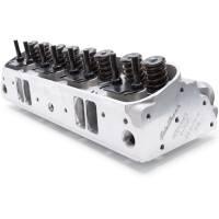 Butler Performance - Butler Built Edelbrock D-Port, 72cc, Hyd. Roller. Cylinder Head,Fast-Burn CNC Chambers,Set/2 BPI-61595BP-2 - Image 3