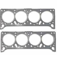 Gaskets - Head Gaskets - Best Gasket - PONT V8 1960-63 326-389-421 Head Gasket, Oil through Stud Applications  Set