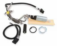 Fuel Pumps- EFI, Carbureted, Mechanical, & Retro-Fit - In-Tank EFI Fuel Pumps (electric) - Holley - Holley 255 LPH OEM Style EFI Fuel Tank Module, 1968-72 A-Body/GTO/LEMans, Direct Bolt In