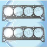 Gaskets - Head Gaskets - Best Gasket - PONT V8 350-455 Head Gasket 4.200 Bore, Set/2