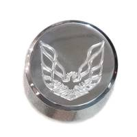 Butler Performance - Firebird Screaming Chicken Custom CNC Polished Aluminum Push-In Breather - Image 2