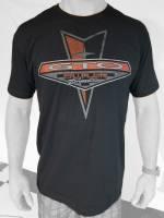 Apparel, Decals, Books, Gift Cards - Shirts/Hoodies - Butler Performance - Pontiac Retro GTO T-Shirt, Black, Small-4XLBPI-TS-BP1617
