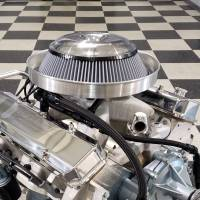 """Butler Performance - Pontiac Drop Base Air Cleaner Assembly w/ 3"""" Cone Shaped Washable Element, 326-455 PTF-EP-404 - Image 3"""