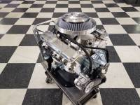 """Butler Performance - Pontiac Drop Base Air Cleaner Assembly w/ 3"""" Cone Shaped Washable Element, 326-455 PTF-EP-404 - Image 2"""