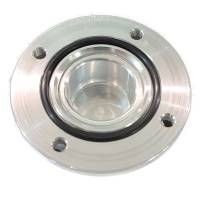 Butler Performance - Butler CNC 1-5/8 in. Fill Cap with Aluminum Bolt-on Bung, Billet Finish - Image 4