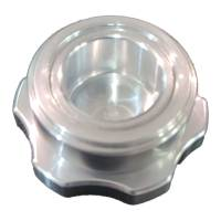 Butler Performance - Butler CNC 1-5/8 in. Fill Cap with Aluminum Weld-on Bung, Billet Finish - Image 2
