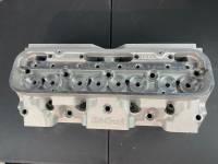 Cylinder Heads / Top End Kits - Edelbrock Victor Pro Port Heads - Edelbrock - Edelbrock Pontiac PORTED 12.6 Degree Valve Angle Victor Bare Pro Port Cylinder Heads *w/Pushrod Holes*, 375cfm (Pair)  EDL-77839-375-2
