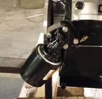 Ram Air Restorations - Ram AirRestorationPontiac Oil Filter Adapter for Long Branch Headers, Universal RAR-OF2 - Image 2