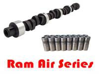 "Camshafts & Cam Kits - Ram Air Series Cam and Cam Kits by Butler - Butler Performance - Butler Exclusive Pontiac Ram Air III ""744"" Reproduction Cam and Lifter Kit, 297/310  224/236  115 Hyd"