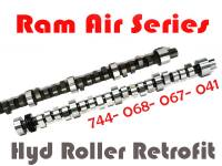 Ram Air Series Cam and Cam Kits by Butler
