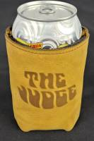 Butler Performance - Top Grain Leather Koozie, Insulated, Custom Laser Logo - Image 8