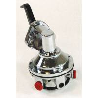 Fuel Pumps - Fuel Pumps- Mechanical - RPC - Pontiac Mechanical Fuel Pump, Chrome RPC-S2309C