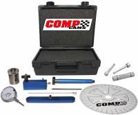Valvetrain Components - Camshaft Accessories - Butler Performance - Butler Cam Degree Kit BPI-4936-KIT