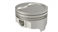 "Pistons - 428 Pistons - Icon - Icon Forged -10cc Dish Pistons, 428, 4.000"" Str"