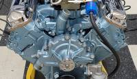 Butler Performance - ITU Pontiac 66-70 Engine Paint Blue Silver Metallic ITU-INL15375 - Image 3