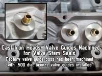"Precision - PEP .500""x 11/32"" Viton Valve Stem Seals- (.620"" OD) PEP-343500-16 - Image 2"