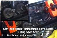 "Precision - PEP .500""x 11/32"" Viton Valve Stem Seals- (.620"" OD) PEP-343500-16 - Image 4"