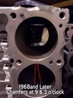 Butler Performance - Butler Performance Universal PontiacHead Gasket, Fits all 326-455 (Set/2)SPM-19375-2 - Image 2