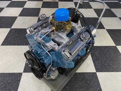 Butler Stealth Option Engines Cover