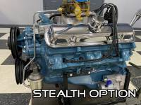 Butler Performance - Butler Performance Edelbrock Round Port Custom CNC Machined Pontiac 72cc 325+CFM Cylinder Heads,(Pair)BPI-72cc-EDL-RdPort-325CNC - Image 12