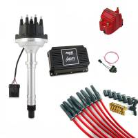 Complete Holley Dual Sync EFI Ready Ignition Kit, HLY-EFI-DIST-KIT-DUAL