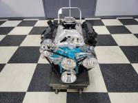 Butler Crate Engines - 450-600 HP Crate Engines and Crate Engine Builder Kits - Butler Performance - Butler Pontiac Performance Crate Engine 461-474 cu. in. Turn Key EFI