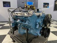 Butler Crate Engines - Stealth/Stock Appearing Crate Engines and Crate Engine Builder Kits - Butler Performance - Butler Pontiac Performance Crate Engine 406-461 cu. in. Turn Key Carbureted