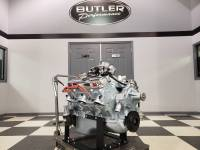 Butler Crate Engines - 450-600 HP Crate Engines and Crate Engine Builder Kits - Butler Performance - Butler Pontiac Performance Crate Engine Builder Kit 461-474 cu. in. Carbureted