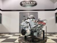 Butler Crate Engines - 450-600 HP Crate Engines and Crate Engine Builder Kits - Butler Performance - Butler Pontiac Performance Crate Engine 461-474 cu. in. Turn Key Carbureted