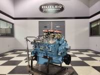 Butler Crate Engines - Stealth/Stock Appearing Crate Engines and Crate Engine Builder Kits - Butler Performance - Butler Pontiac Performance Crate Engine Builder Kit 406-461 cu. in. Tri-Power