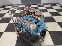 Butler Crate Engines - Stealth/Stock Appearing Crate Engines and Crate Engine Builder Kits - Butler Performance - Butler Pontiac Performance Crate Engine Kit 406-461 cu. in. Turn Key Tri-Power