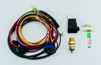 Cold Case - Cold Case Radiator Electric Fan Wiring Kit