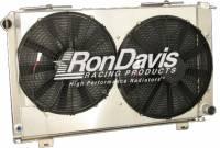 Ron Davis '70-'81 Firebird Type Radiator Fan and Shroud Kit w/ TOC