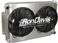 Ron Davis '67-'69 Firebird Type Radiator Fan and Shroud Kit w/ TOC