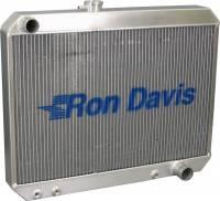 Ron Davis '66-'67 GTO Type Base Radiator w/o TOC